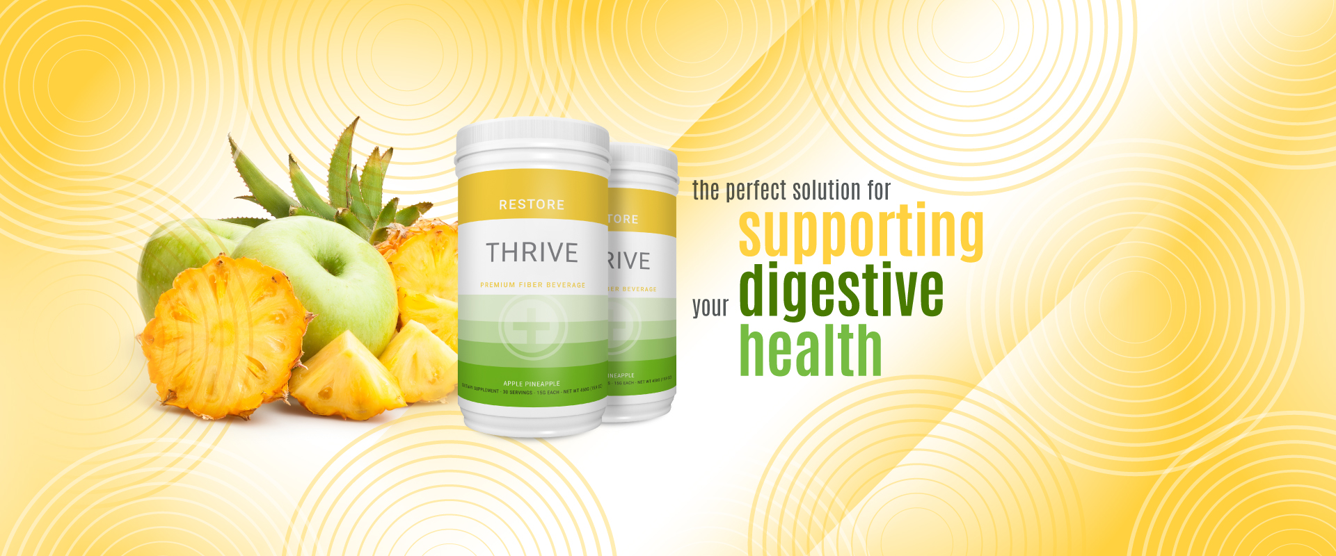 THRIVE Plus - RESTORE