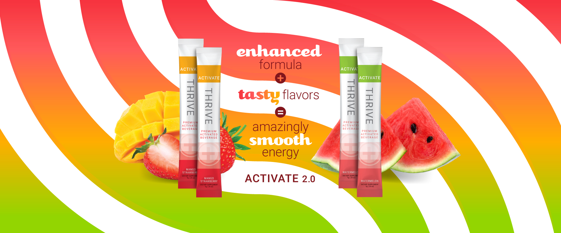 Activate 2.0 Mango Strawberry