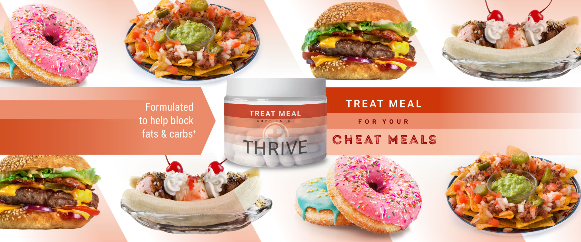 THRIVE Plus - Treat Meal