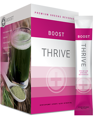 THRIVE Plus Boost - Thrive Boost Supplement