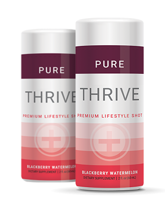 THRIVE PURE product packaging