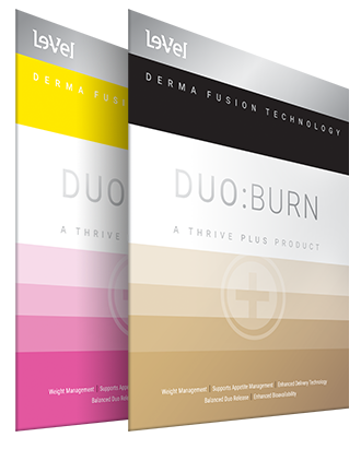DFT DUO BURN product packaging